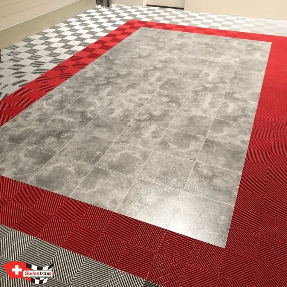 [:it]polished concrete with Red Ribtrax[:]